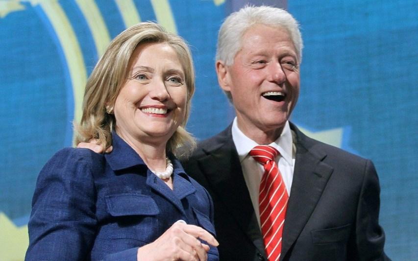 معضلة بروتوكولية حول لقب بيل كلينتون في حال فوز هيلاري بالرئاسة