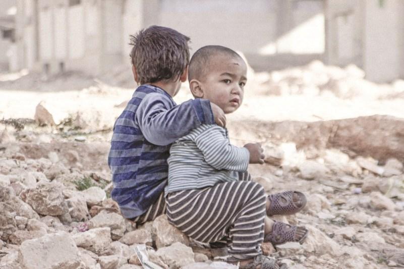 معاناة الأطفال في سوريا في أسوأ حالاتها